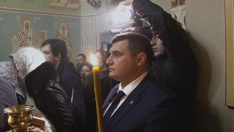 Александр Антоненко – православный гражданин