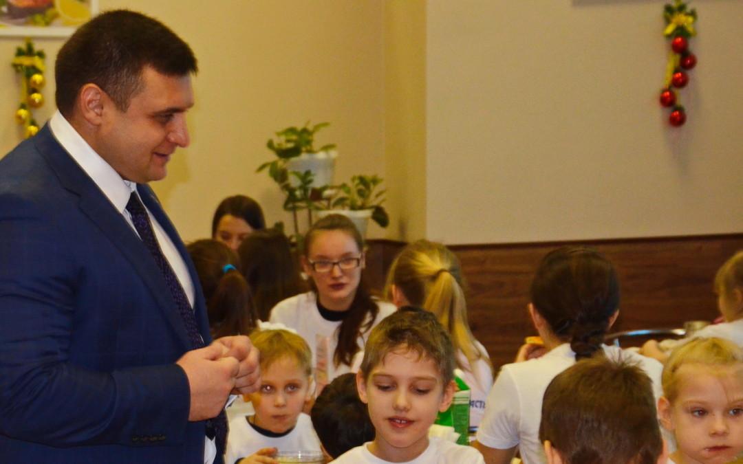 Праздничное мероприятие, посвященное 23 февраля