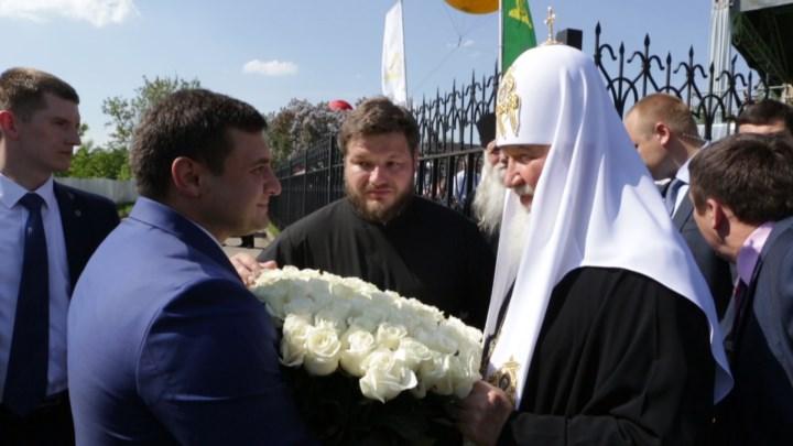 Святейший Патриарх Московский и всея Руси Кирилл посетил традиционный детский праздник «В гостях у Патриарха в Переделкино»