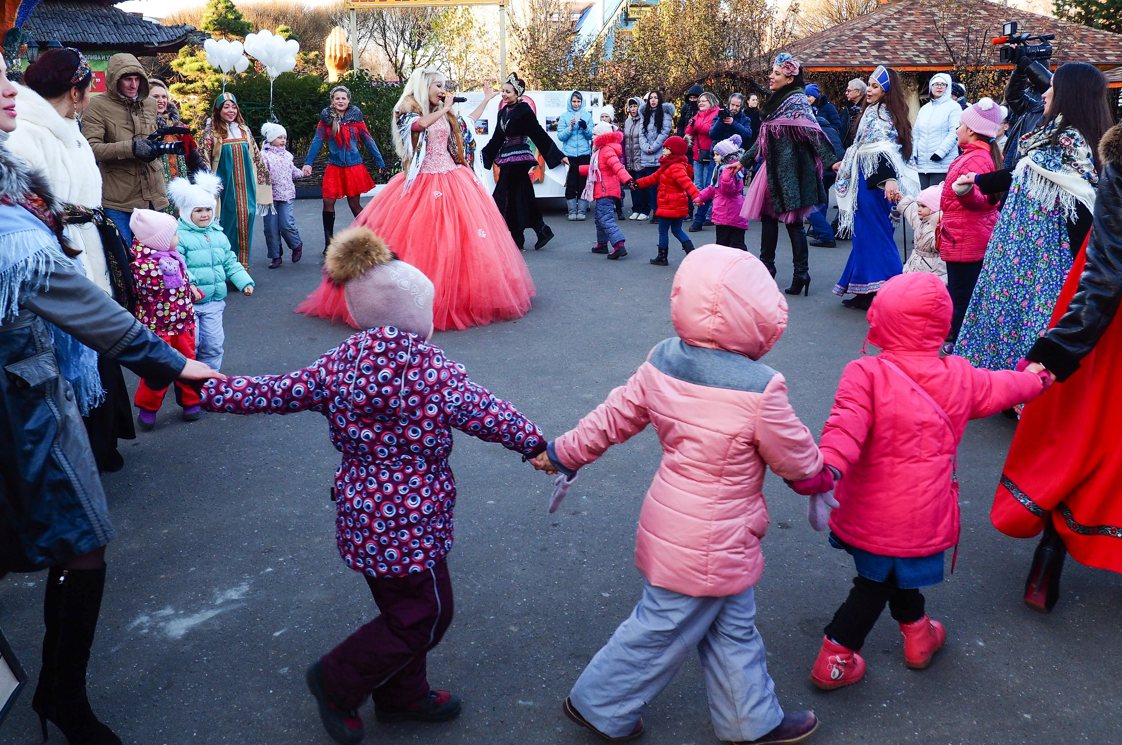 российская детская радость