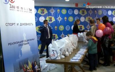 Женский совет ГУ МЧС России по г. Москве поздравил всех мам с праздником