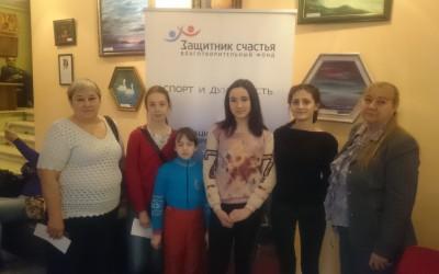 «Русский крест» как символ народной души (18.04.2017г)