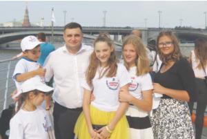 Интервью А.С. Антоненко для газеты «Экологический фактор» №6, 2017