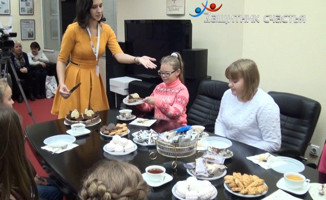 Поздравление подопечных детей фонда с прошедшими Днями Рождения