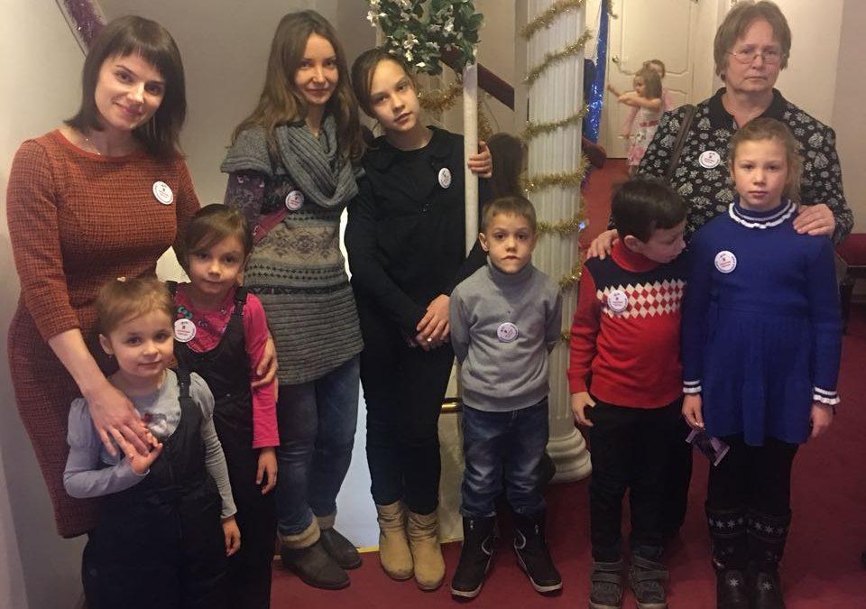 Защитник Счастья на «Золушке» в Московском Детском Сказочном Театре