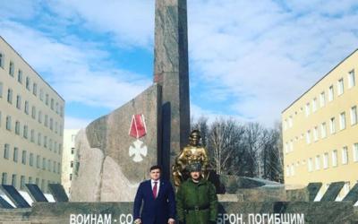 Встреча с Гунченко Сергеем Юрьевичем