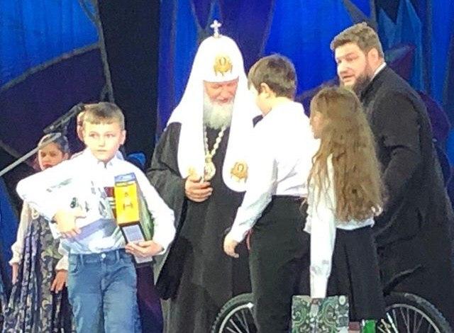 Патриаршая ёлка в Кремлевском дворце