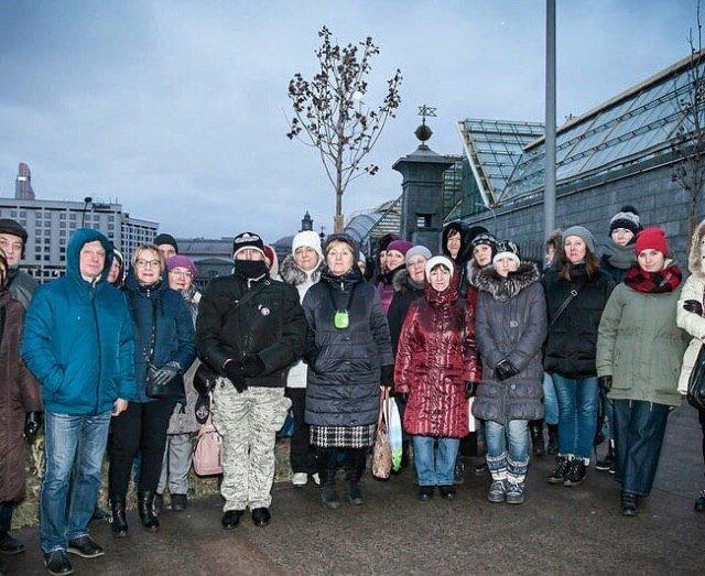 Пешие экскурсии по Москве