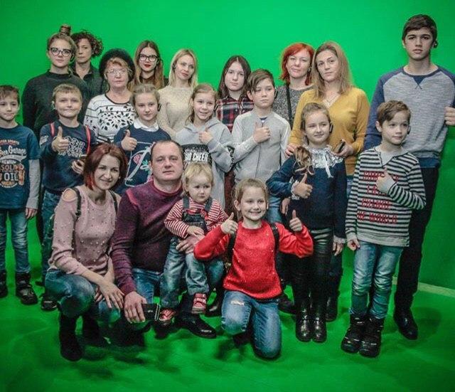 Посещение смотровой Москва-Сити в преддверие Нового года