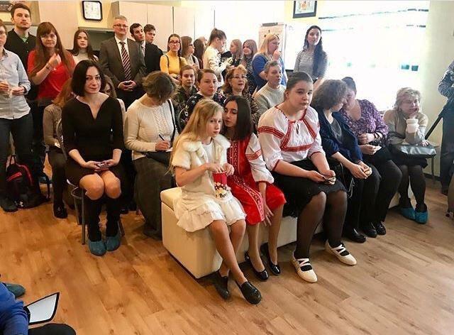 День Аиста в детском доме «Спутник»