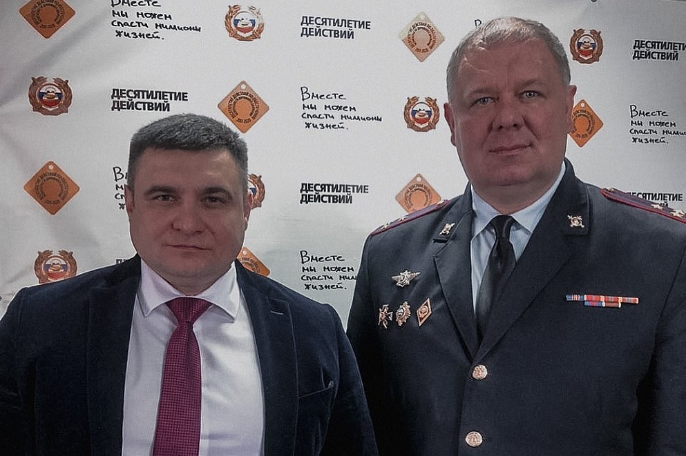 Президент благотворительного фонда «Защитник Счастья» в Ханты-Мансийске!