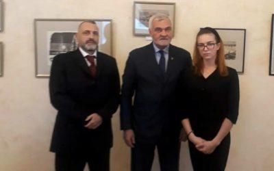 Благотворительный фонд принял участие во встрече Губернатора Республики Коми с Юлией Пальшиной