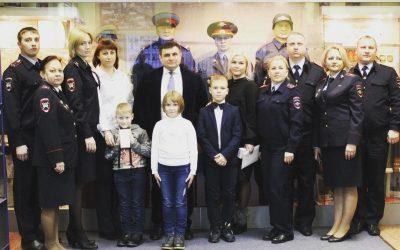 14.02.2020 в Управлении ГИБДД Челябинской области прошло торжественное мероприятие