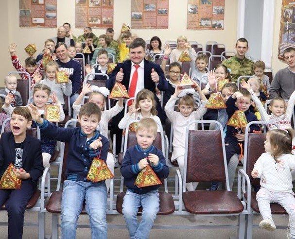 Александр Антоненко посетил г.Пермь