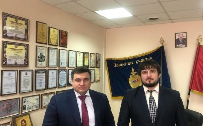 Подписано соглашение о сотрудничестве с фондом А.П. Мересьева