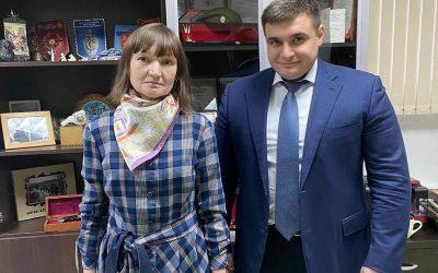 Выделена материальная помощь дочери Гордеевой Марии Юрьевны